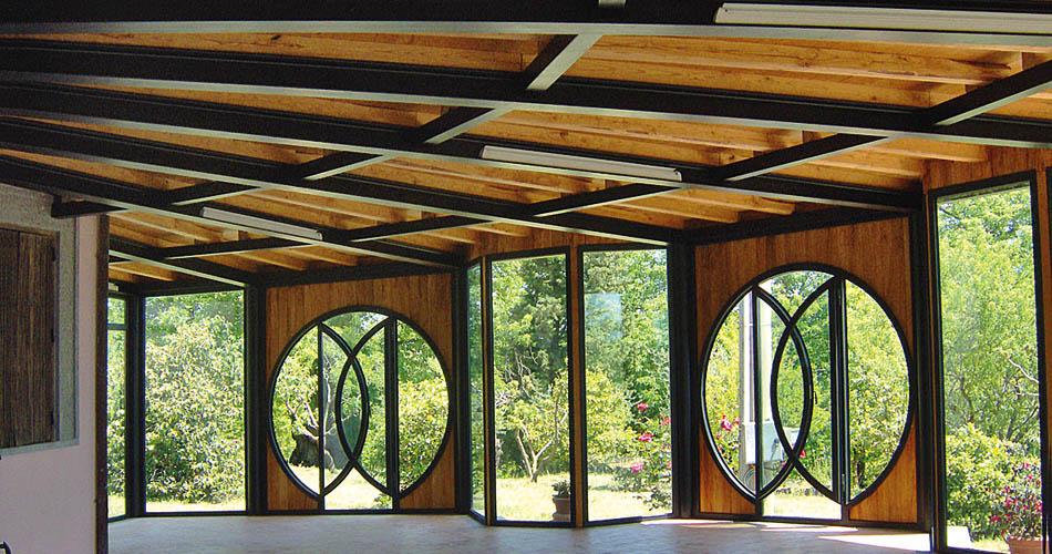 veranda in ferro e legno : Pin Veranda In Ferro E Policarbonato Cancello E Recinzione In Ferro ...